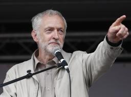 Jeremy Corbyn: Son Sosyalist